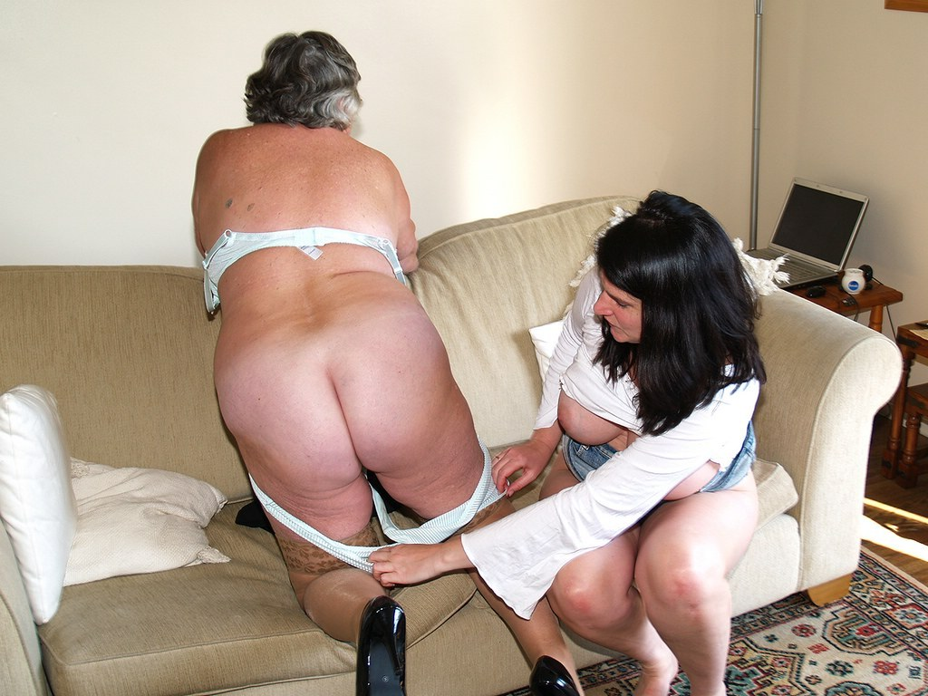 Spanking porn video download