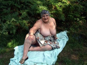 Granny Libby flashing